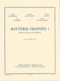 Batterie-Trophée 1 Partition Batterie - laflutedepan.com