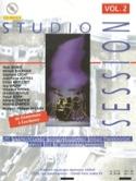 Studio Session Volume 2 - Partition - Batterie - laflutedepan.com