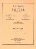 Suites Pour Violoncelle Seul BACH Partition laflutedepan.com