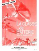 La Classe de batterie dans les conservatoires cahier 1 laflutedepan.com