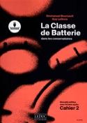 La Classe de batterie dans les conservatoires Cahier 2 laflutedepan.com
