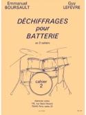 Déchiffrages Pour Batterie Volume 2 laflutedepan.com