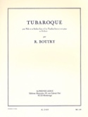 Tubaroque Roger Boutry Partition Tuba - laflutedepan.com