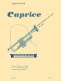 Caprice - Eugène Bozza - Partition - Trompette - laflutedepan.com