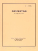 Concertino Eugène Bozza Partition Saxophone - laflutedepan.com