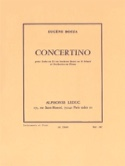 Concertino Eugène Bozza Partition Tuba - laflutedepan.com