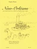 New Orleans Eugène Bozza Partition Tuba - laflutedepan.com