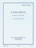 Concerto Charles Chaynes Partition Trompette - laflutedepan.com