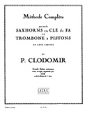 Méthode Saxhorns Clé de Fa Volume 1 laflutedepan.com