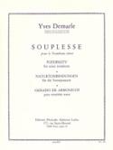 Souplesse Yves Demarle Partition Trombone - laflutedepan.com