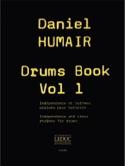 Drums Book Volume 1 Daniel Humair Partition laflutedepan.com
