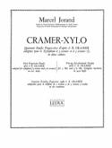 40 Etudes D'après Cramer Volume 1 - Marcel Jorand - laflutedepan.com