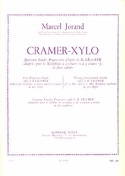 40 Etudes D'après Cramer Volume 2 Marcel Jorand laflutedepan.com