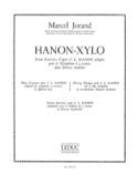 Hanon-Xylo Jorand Partition Xylophone - laflutedepan.com