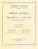 Méthode de Trombone A Coulisse Volume 3 André Lafosse laflutedepan.com