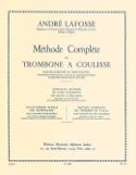Méthode de Trombone A Coulisse Volume 2 André Lafosse laflutedepan.com