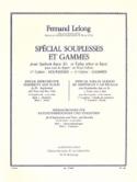 Spécial Souplesses Et Gammes Volume 2 - Gammes Lelong laflutedepan.com