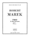Trio Robert Marek Partition Trios - laflutedepan.com