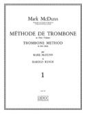 Méthode de Trombone Volume 1 Mcdunn / Rusch Partition laflutedepan.com