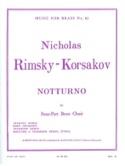 Notturno Nicolai Rimsky Korsakov Partition laflutedepan.com