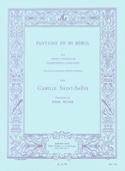 Fantaisie En Mi Bémol Camille Saint-Saëns Partition laflutedepan.com