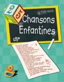 25 Chansons Enfantines - Piano Facile Partition laflutedepan.com