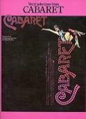 Cabaret John Kander Partition Comédies musicales - laflutedepan.com