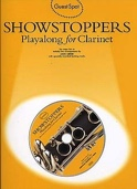 Guest Spot - Showstoppers Playalong For Clarinet laflutedepan.com