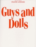 Guys And Dolls - Vocal Score - Frank Loesser - laflutedepan.com