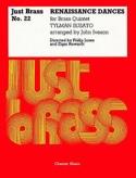 Renaissance Dances - Just Brass N° 22 - laflutedepan.com