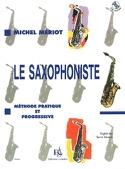Le Saxophoniste Michel Mériot Partition Saxophone - laflutedepan.com
