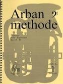 Méthode Volume 1 - Clé de Fa - Jean-Baptiste Arban - laflutedepan.com