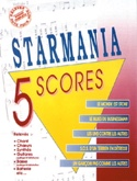 Starmania 5 Scores Berger M. / Plamondon L. Partition laflutedepan.com