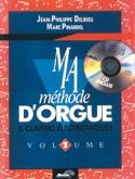 Ma Méthode d'orgue & claviers électroniques volume 1 laflutedepan.com