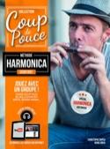 Méthode Harmonica Débutant COUP DE POUCE Partition laflutedepan.com