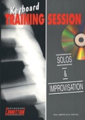 Keyboard Training Session Solos Et Improvisation laflutedepan.com