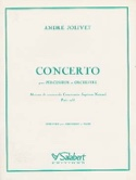 Concerto Pour Percussion (reduction piano) - laflutedepan.com