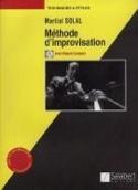 Méthode D'improvisation Martial Solal Partition laflutedepan.com