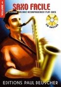 Saxo alto facile volume 1 Partition Saxophone - laflutedepan.com