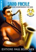Saxo alto facile volume 2 Partition Saxophone - laflutedepan.com