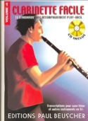 Clarinette Facile Volume 1 - Partition - laflutedepan.com