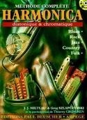 Méthode Complète Harmonica laflutedepan.com