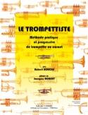 Le trompettiste Robert Bouché Partition Trompette - laflutedepan.com