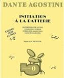 Méthode de batterie Volume 0 Dante Agostini Partition laflutedepan.com