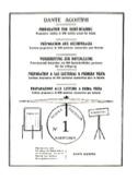 Déchiffrages volume 1 Dante Agostini Partition laflutedepan.com