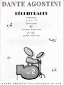 Déchiffrages volume 2 Dante Agostini Partition laflutedepan.com