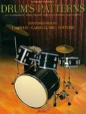 Drum's Patterns - Dominique Marseille - Partition - laflutedepan.com