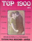 Top 1900 Volume 2 Partition Chansons françaises - laflutedepan.com
