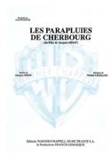 Les parapluies de Cherbourg Michel Legrand Partition laflutedepan.com