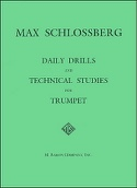 Daily Drills & Technical Studies Max Schlossberg laflutedepan.com